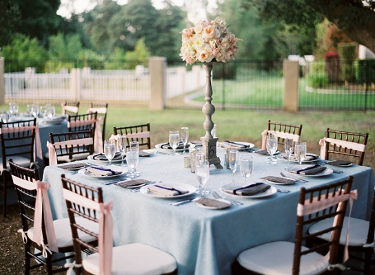 Wedding Color Combos | Pretty Wedding Color Palettes « Blue Pink ...