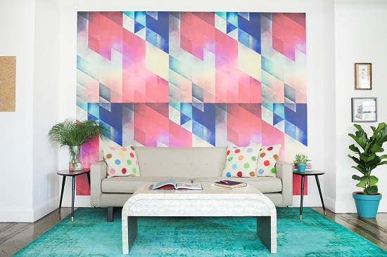 Cool wall art ideas january 12 2015 by jeanine edwards shefinds style
