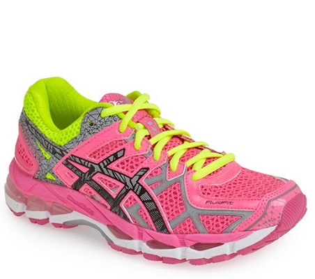 pink asics sneakers