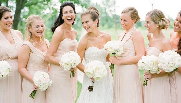 White Bridal Bouquet Ideas
