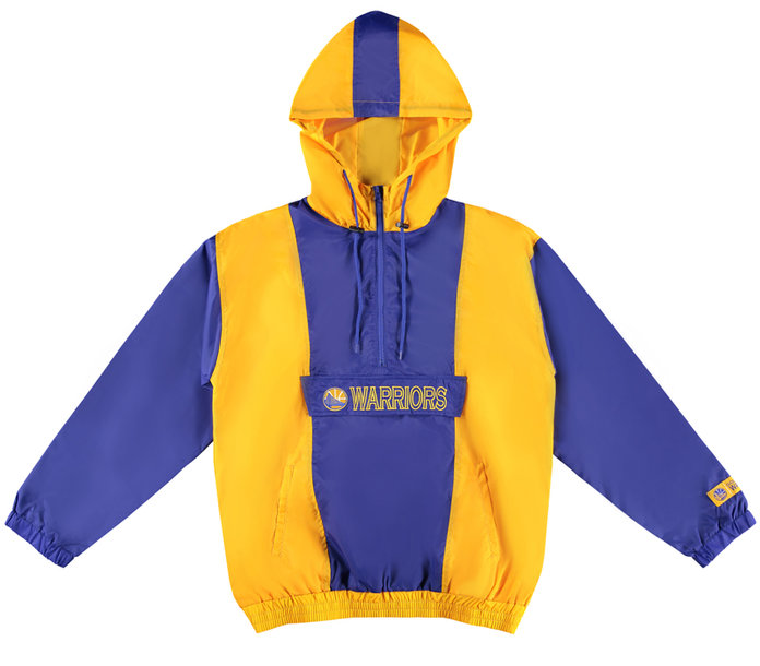 golden state warriors anorak