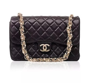 Leather chanel handbags for sale