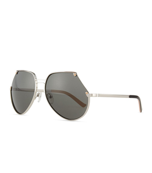 be1df9d53632 The indie label was one of the CFDA Vogue Fashion Fund nominees in 2014.  Grey Ant Status Thick Plastic Sunglasses ( 260)