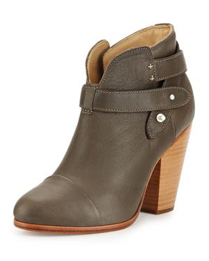 7b7ee85ff4f6c2 Rag   Bone Harrow Leather Ankle Boot ( 525). Dolce Vita Haku Booties ...