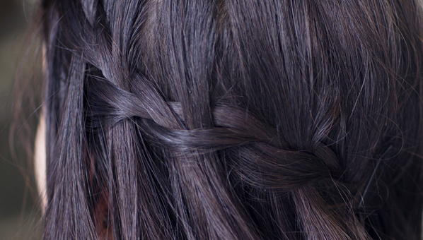 How To Do A Waterfall Braid Waterfall Braid Tutorial How To
