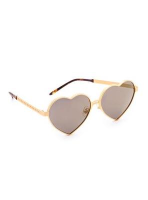 3fbfcaff8471 Wildfox Lolita Deluxe Sunglasses ( 199)