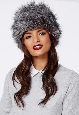 f6612113fa3 Saks Fifth Avenue Collection Sheared Rabbit Fur Hat