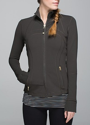 Lululemon define jacket celebrity