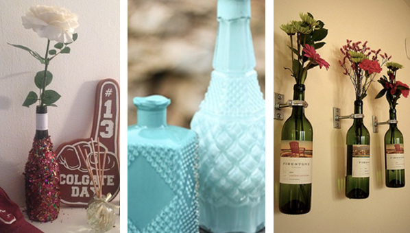 How To Decorate With Wine Bottles National Drink Wine