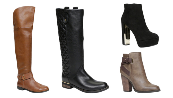 e1b05be01 This is the best week ever for boot lovers. Aldo is running a 50% off sale  on select boots and booties through Sunday. Get ankle boots for as low as  $50, ...