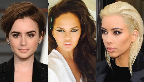 15 Photoshopped Transformations of Celebs and Models | Art ...
