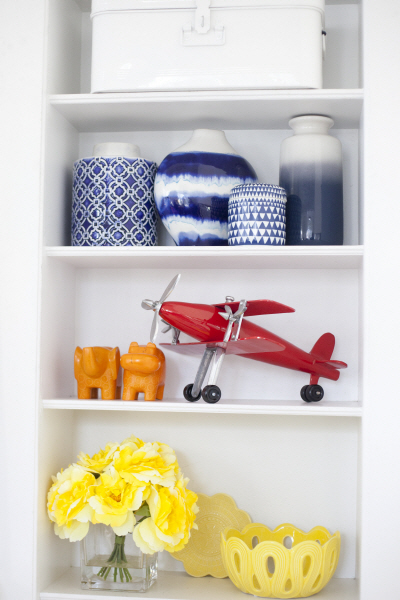 Design Mom for Home Good Shelves
