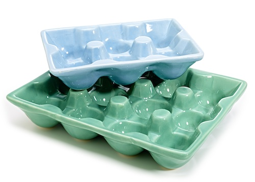 Egg Serving Trays