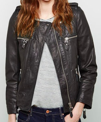 Isabel Marant Leather Jacket