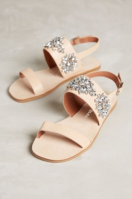 8082967ef BCBGeneration Remmy Jeweled Sandals - SHEfinds