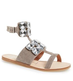 525fd5533914d Jeffrey Campbell  Sabita  Jeweled Suede Ankle Strap Sandal ( 169.95)