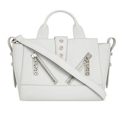 Kenzo Kalifornia Small Rubberised Leather Tote