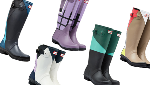 Printed Hunter Rain Boots Patterned Hunter Rain Boots Delectable Patterned Rain Boots