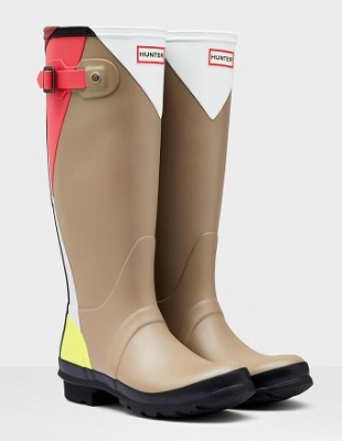 Printed Hunter Rain Boots | Patterned Hunter Rain Boots