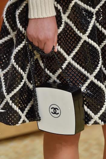 Chanel Compact Clutch Fall 2015