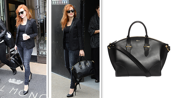 Alexander McQueen LEGEND BAG