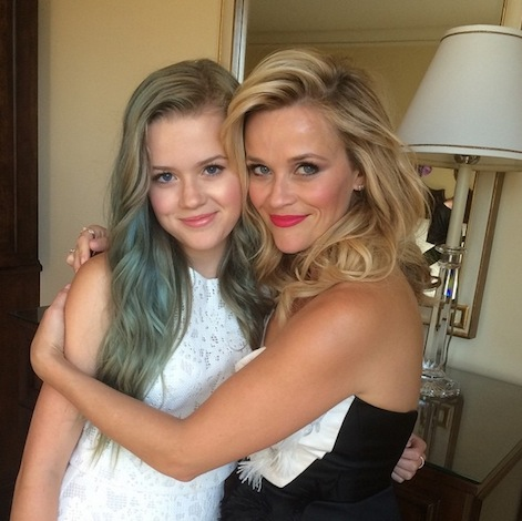 Ava-Phillippe And Her Daughter
