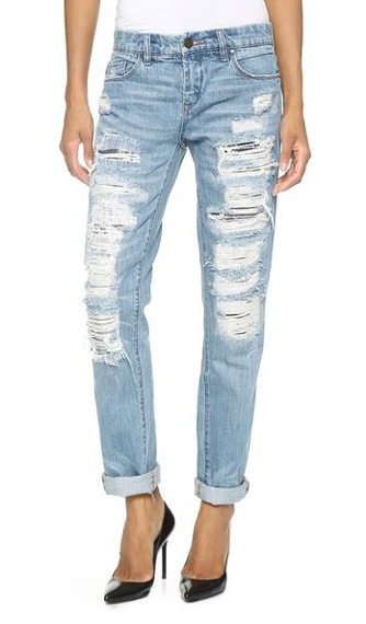 Best Ripped Jeans | Ripped Jeans Spring 2015 | Ripped Jeans Trend