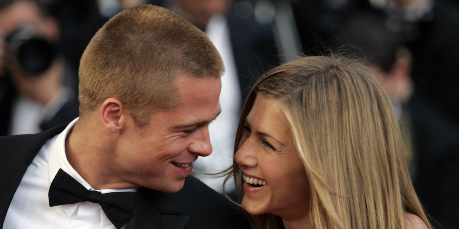 rad Pitt and Jennifer Aniston have divorced