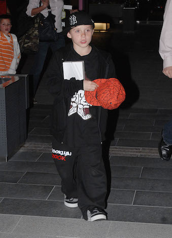 Brooklyn Beckham, David and Victoria's oldest Son