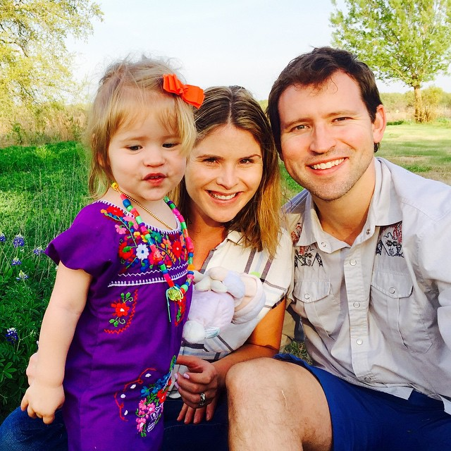 Jenna Bush Hager expecting her second daughter