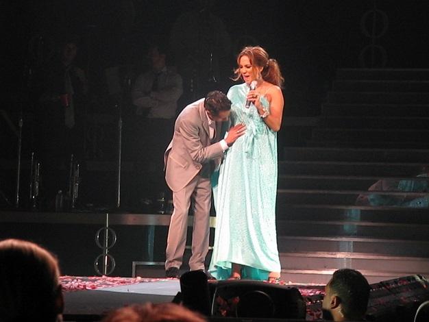 Jennifer Lopez and Marc Anthony revealed
