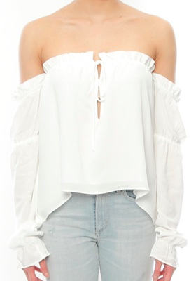 Stone Cold Fox Blouse
