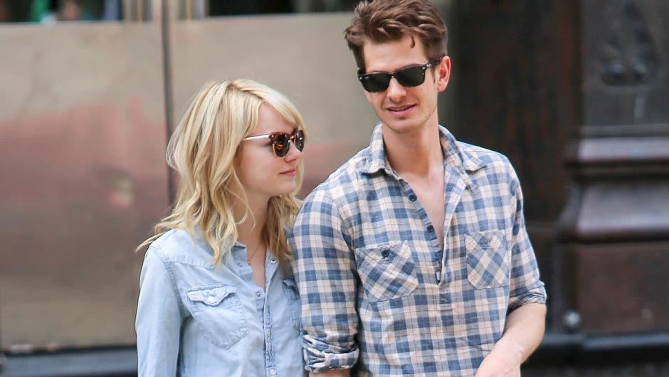 Emma Stone and Andrew Garfield have broken up