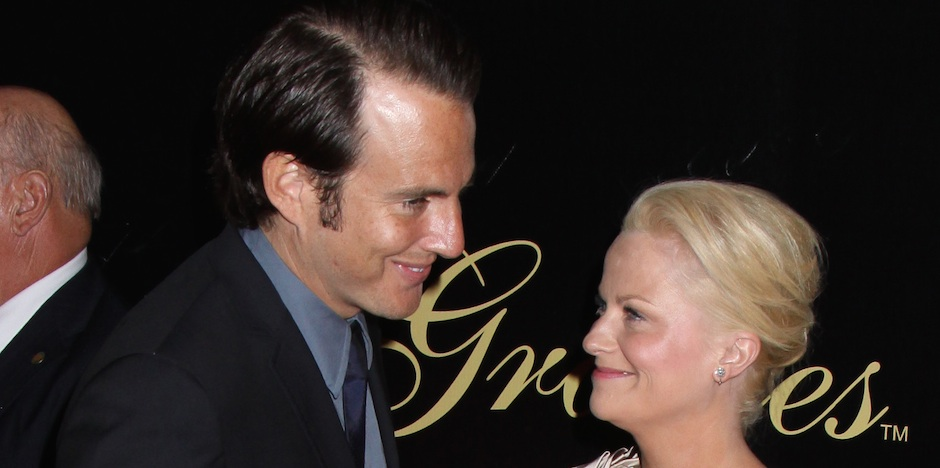 Will Arnett and Amy Poehler have broken up