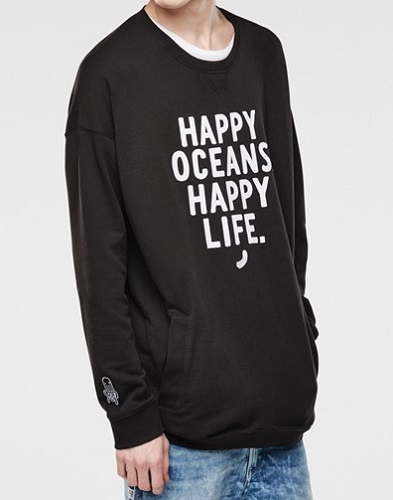 happy oceans happy like sweatshirt