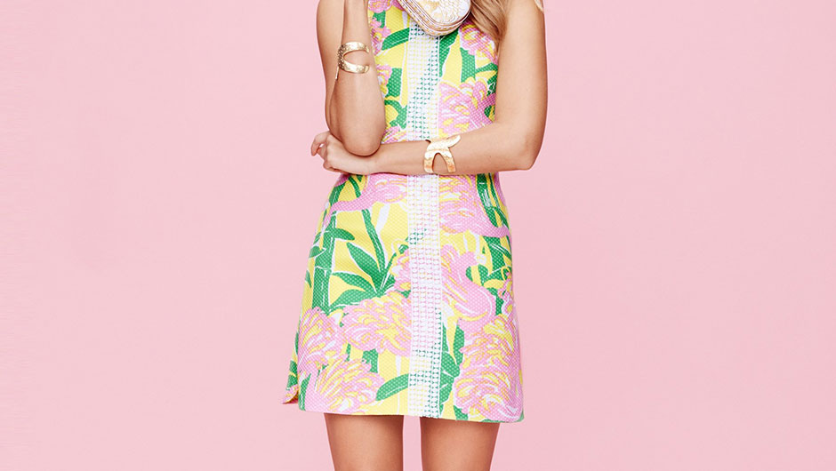 76f3519c883ad We won't take up too much of your time because the day is finally here. Lilly  Pulitzer for Target is officially available to shop! The pretty pastel  printed ...