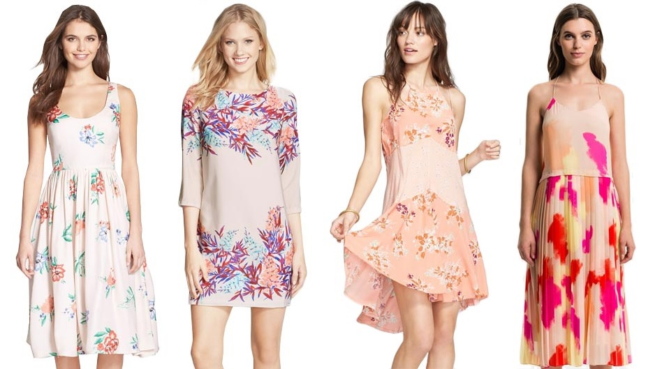 In Case You Hadn T Noticed Nordstrom S Spring Dress Selection Is Seriously On Point Right Now
