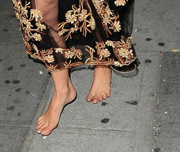 Feet shailene woodley Best Nude