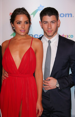 Nick Jonas and Olivia Culpo have broken up