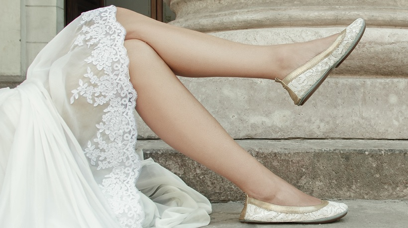 Yosi Samra Launched A Collection Of Wedding Flats Just In Time For Summer Season