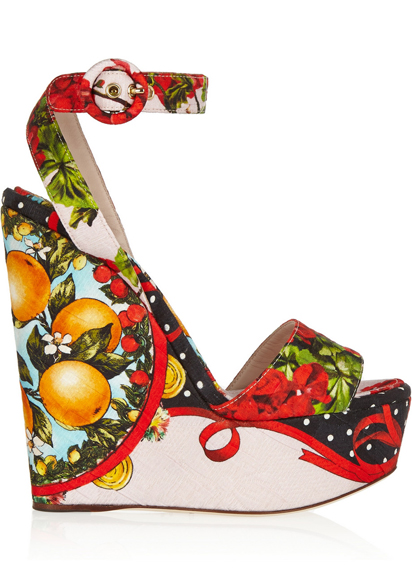 Wedges Shefinds Printed Platform And Platforms SandalsWedgesShop WxdrCeBo