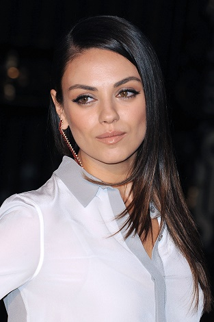 mila kunis lied about her age to get her star making role as jackie on ...