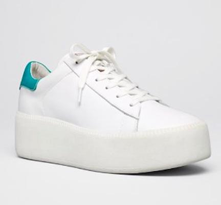Ash Platform Sneakers