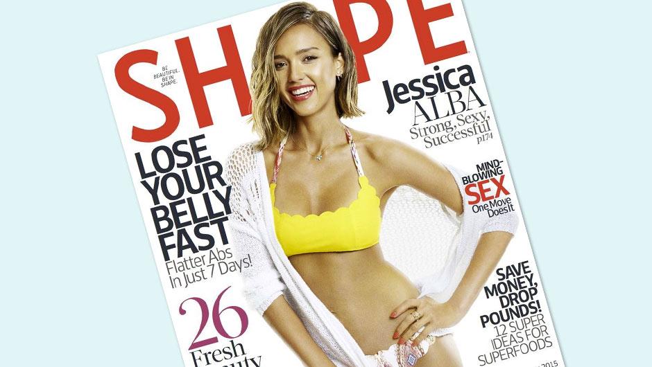 Hot Celebrity Bodies | Celebrities Fitness Magazine Covers