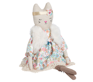 Mini Kitty Doll