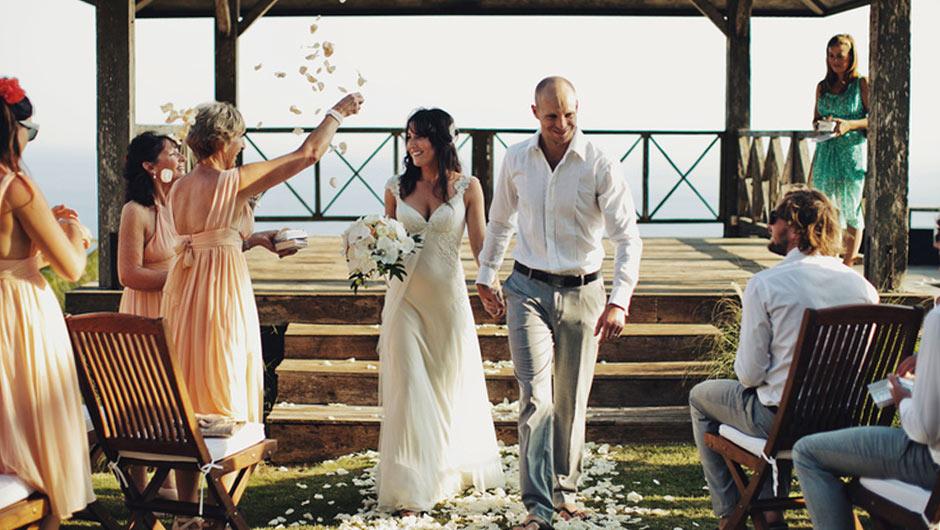 Wedding With Divorced Parents