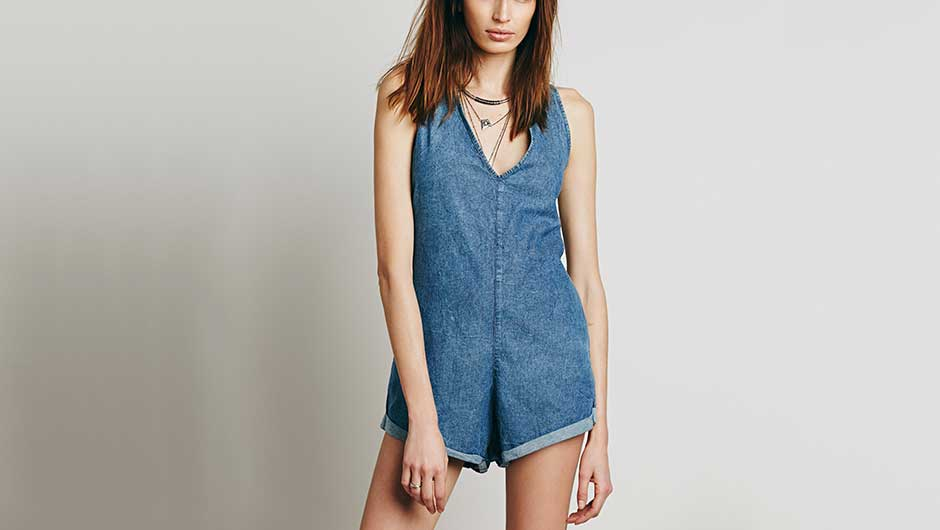 b5013afa4bf If you love denim but can t bear the idea of wearing it during the peak of  summer