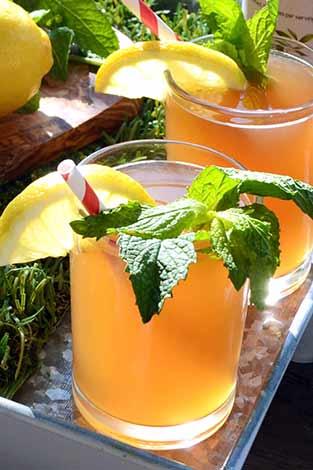 Lemonade Tea