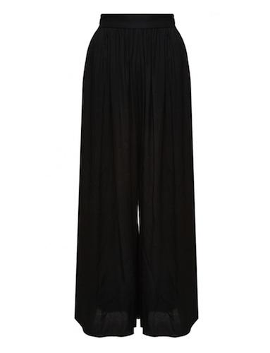 low waist harem pants