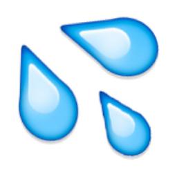 splashing-sweat-symbol